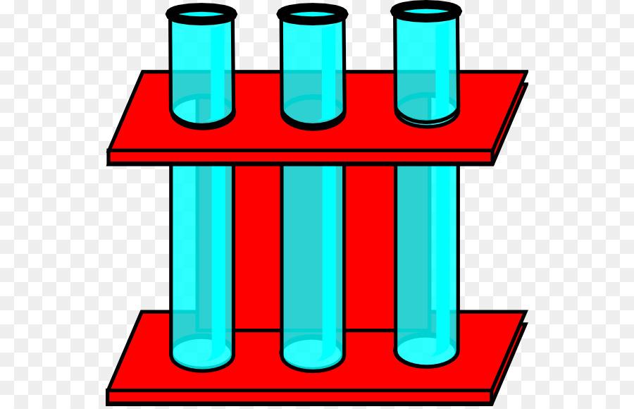 gradilla para tubos de ensayo dibujo clipart Test tube rack.