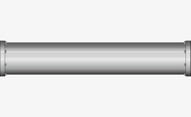 Pipe,Cylinder,Metal #4344289.