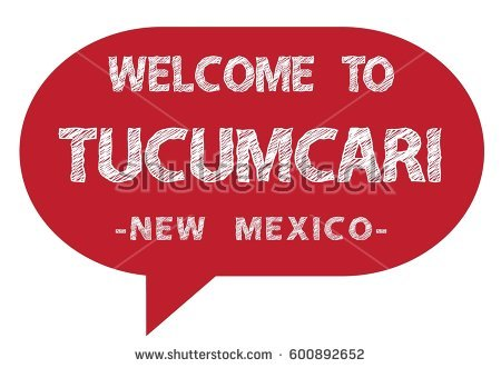 Tucumcari Stock Images, Royalty.