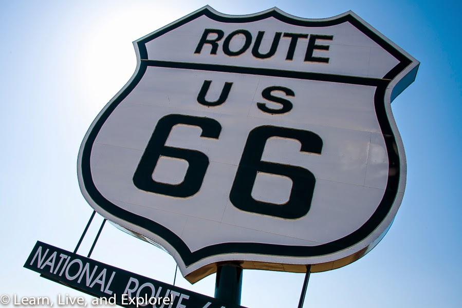 Route 66 Kicks: Day 3.Tucumcari to Flagstaff ~ Learn, Live, and.