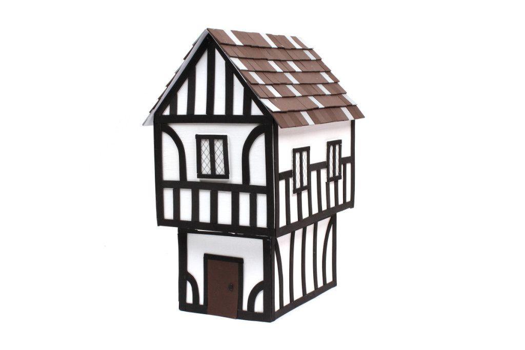 Tudor House Silhouette.