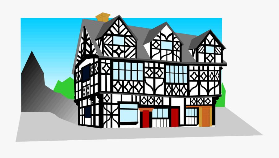 Tudor Style Clipart.