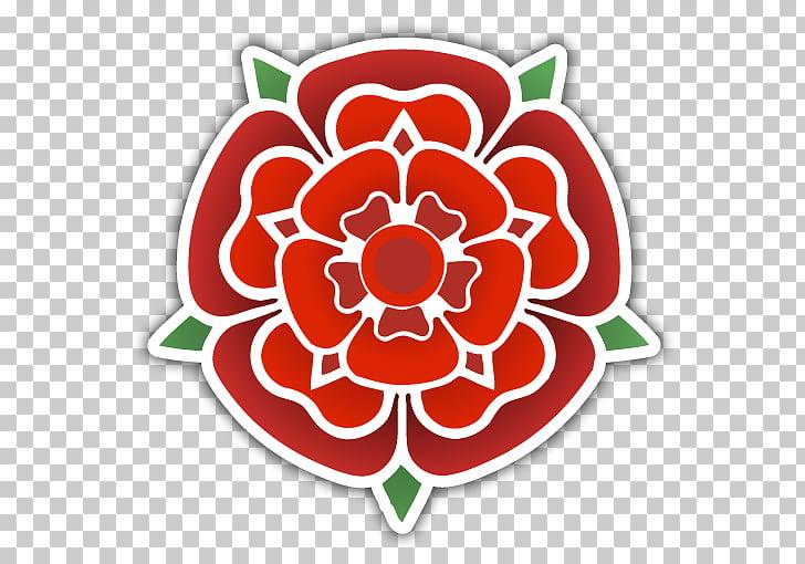Blackpool Red Rose of Lancaster Tudor rose Driveway, rose.