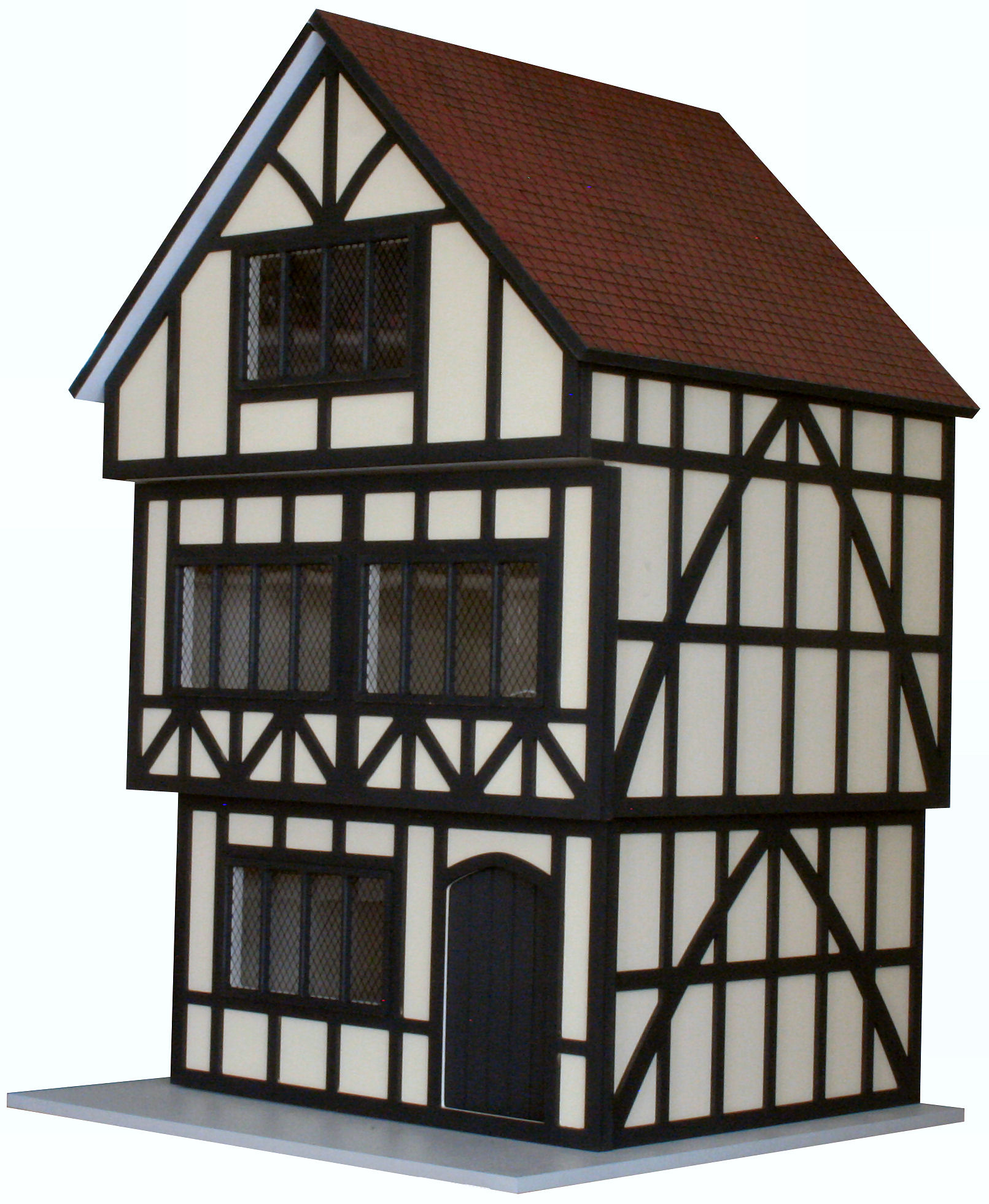Tudor style house clipart clipground - What makes a house a tudor ...