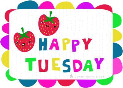 Happy Tuesday Clipart Collection Tuesday PNG.