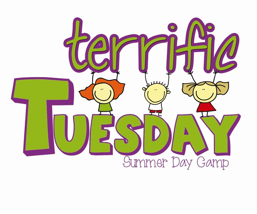 Gallery For Terrific Tuesday Clipart.