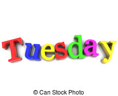 Clipart For Tuesday.