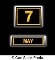 May 7 Illustrations and Clip Art. 120 May 7 royalty free.