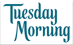 Tuesday Morning Gift Card Balance.