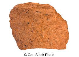 Stock Photo of Tuff (volcanic rock).