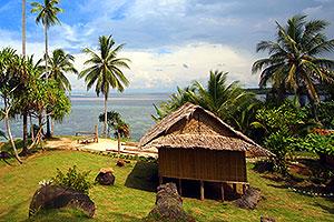 Tufi Resort Papua New Guinea.
