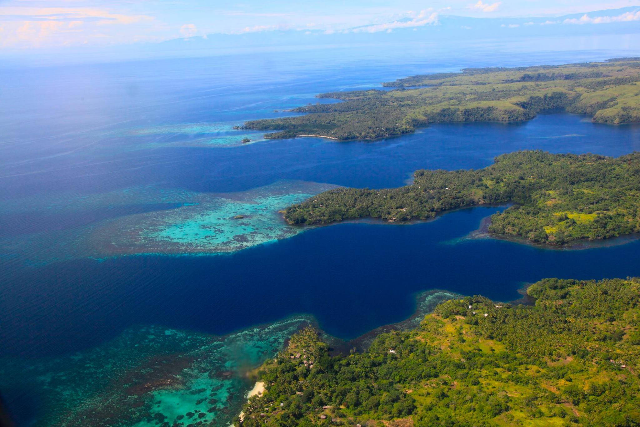 Tufi, Papua New Guinea.