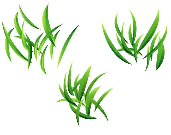 How to Create Vector Grass Background in Adobe Illustrator.