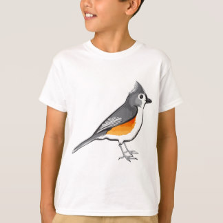 Tufted Titmouse T.