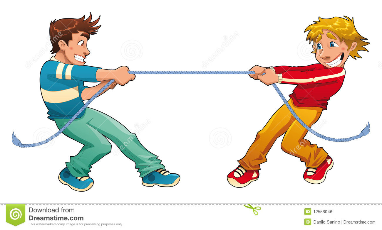 102+ Tug Of War Clip Art.