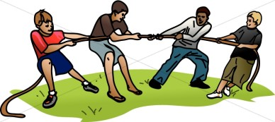 Tug Of War Clipart & Look At Clip Art Images.