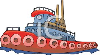 Tugboat.