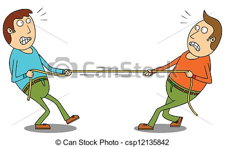 Tug of war Illustrations and Clipart. 276 Tug of war royalty free.