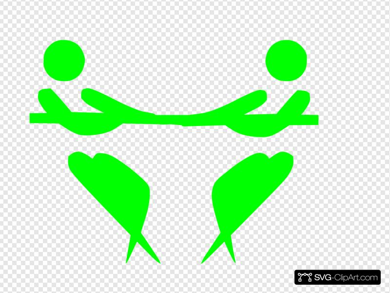 Tug Of War Clip art, Icon and SVG.