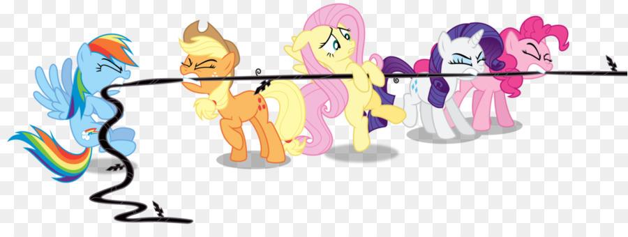 Pony Tug of war DeviantArt Clip art.