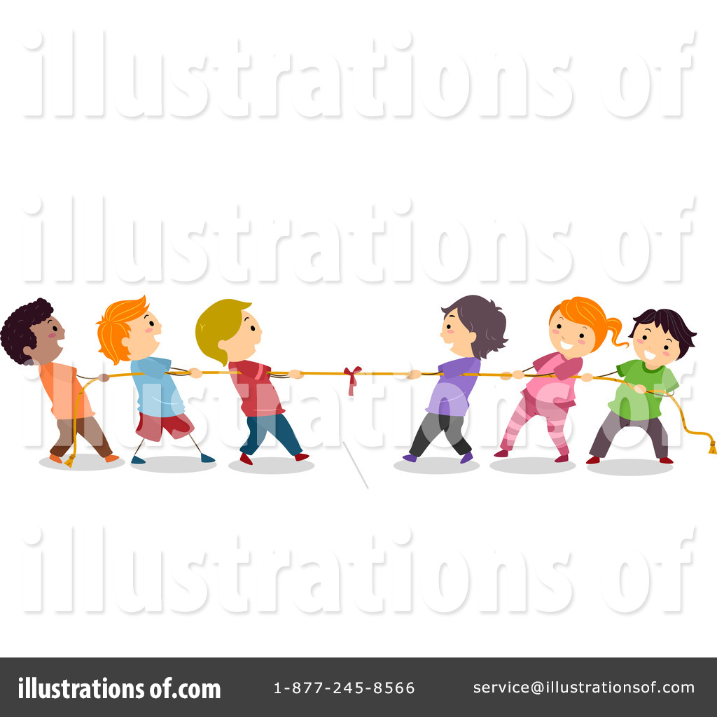 Tug Of War Clipart #1182265.