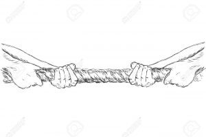 Tug of war » Clipart Portal.