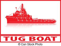 Tug boat Illustrations and Clipart. 180 Tug boat royalty free.