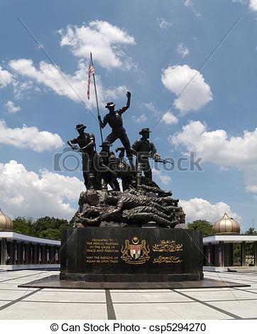 Stock Photography of Tugu Negara (Kuala Lumpur).