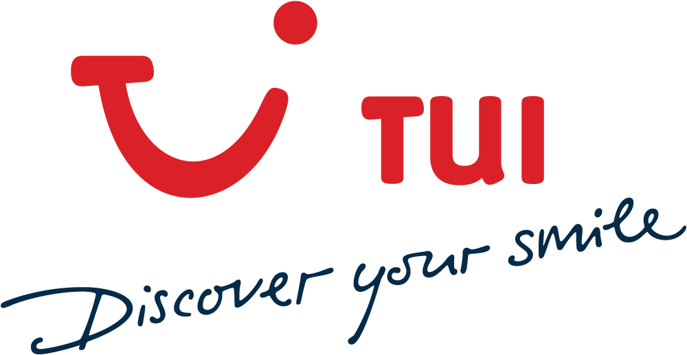 Tui Logo transparent PNG.