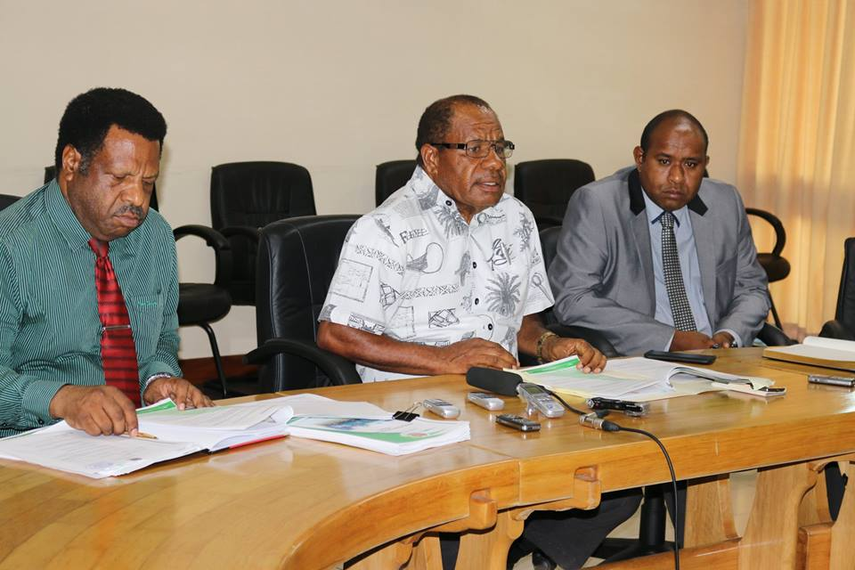 PNG Education Tuition Fee Free Policy Statement.