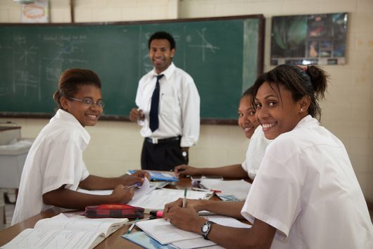 Facts About the State of Education in Papua New Guinea.
