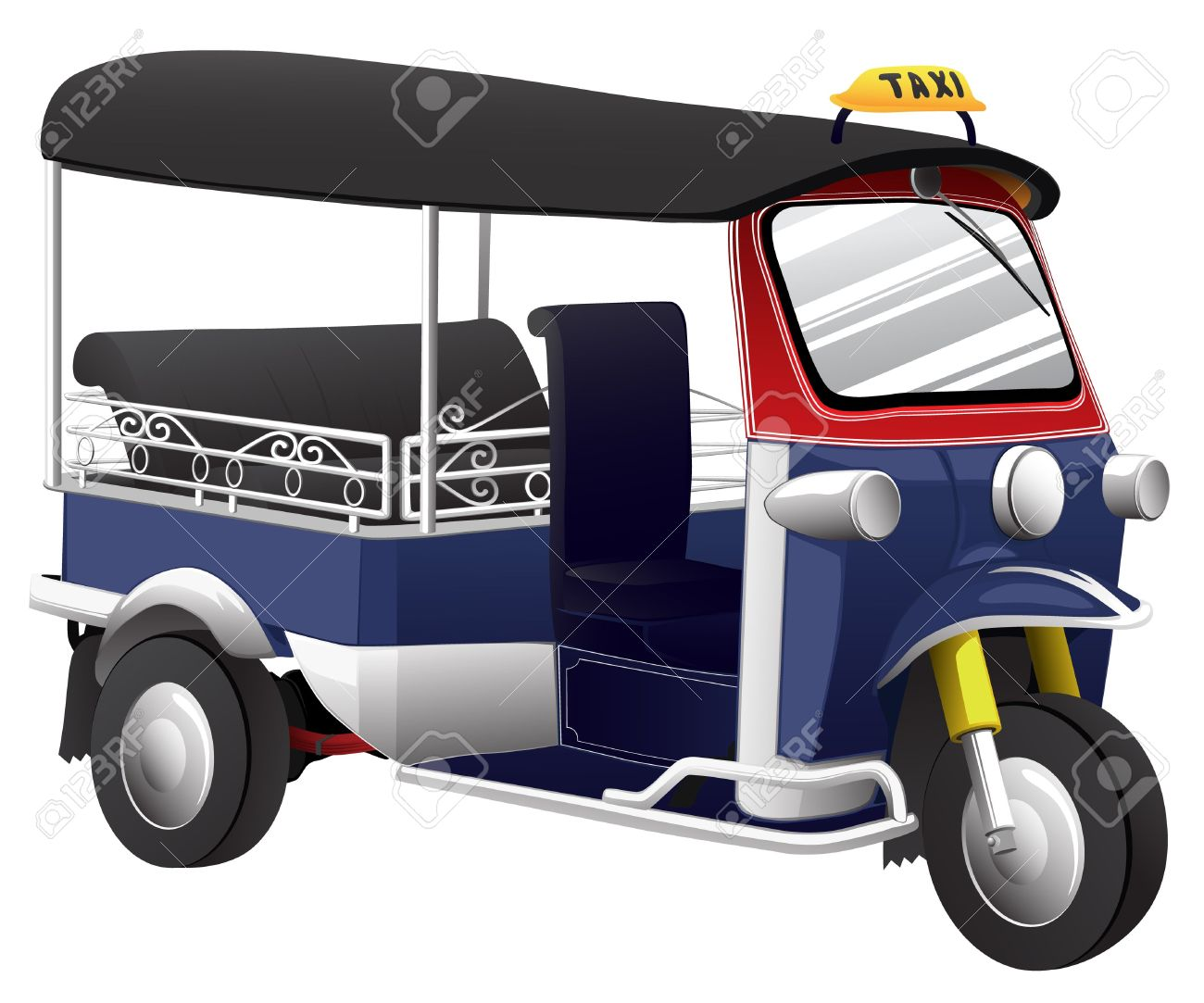 Tuk Tuk Clipart 20 Free Cliparts Download Images On