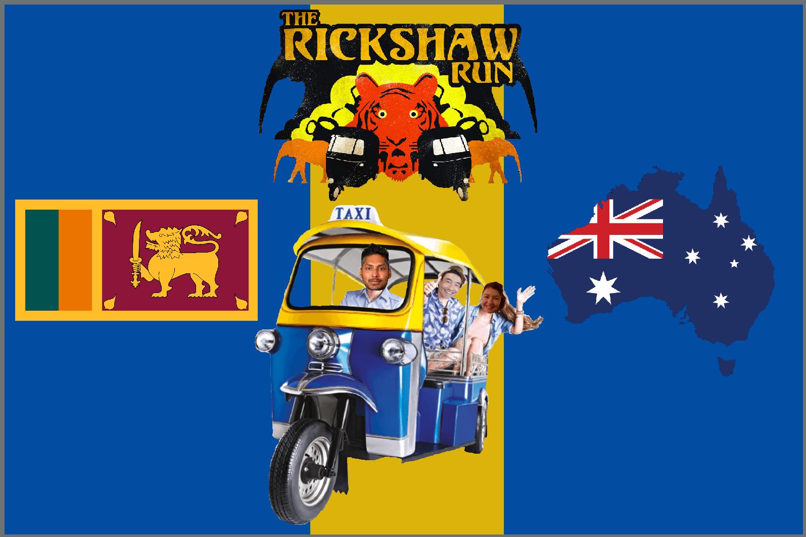 Driving a Tuk Tuk around Sri Lanka…. What could go wrong?.