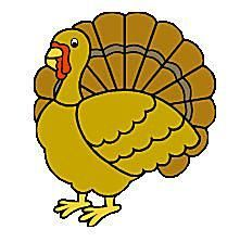 Free Turkey Clip Art Images to Download.