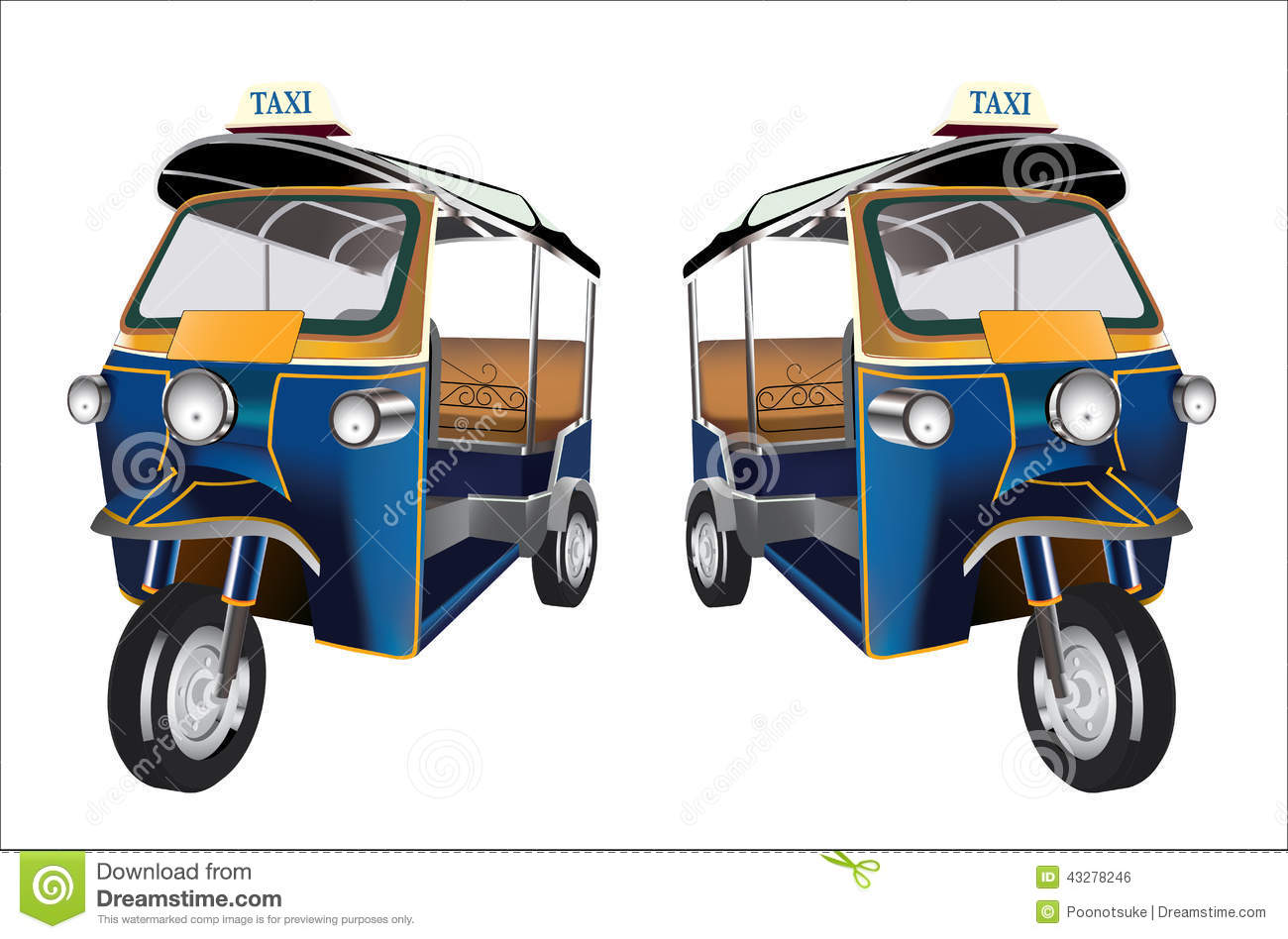 Tuktuk Stock Photos, Images, & Pictures.