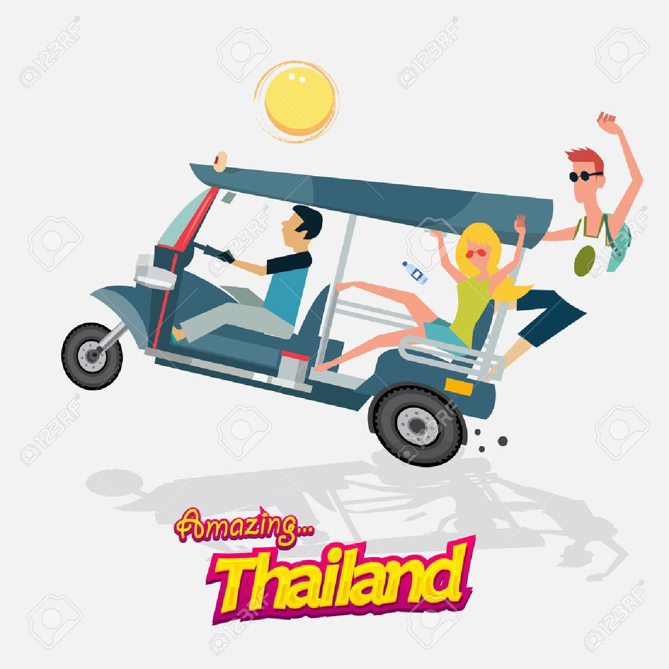 286 Tuktuk Stock Illustrations, Cliparts And Royalty Free Tuktuk.