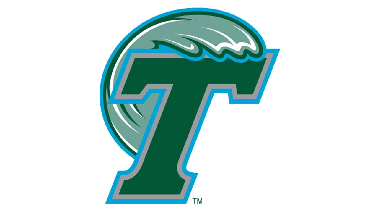 Tulane Green Wave logo.