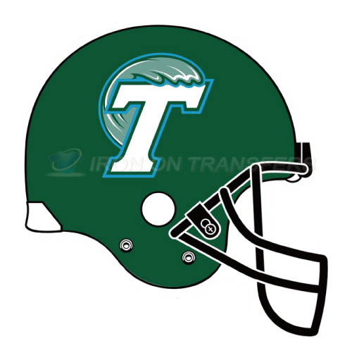 Tulane Green Wave Logo T.