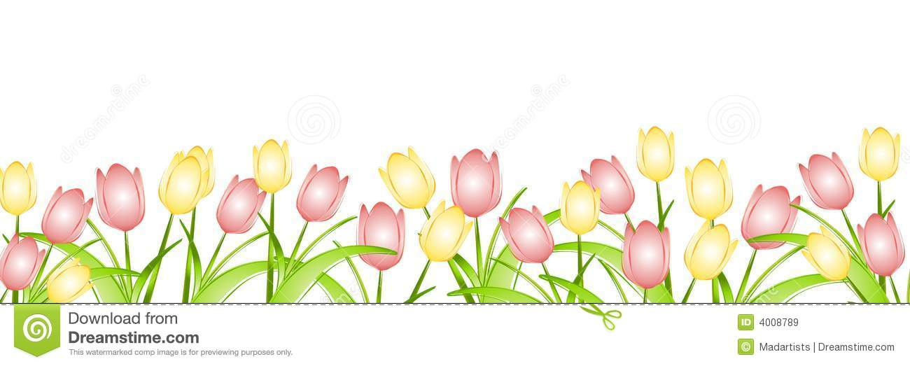 59+ Spring Borders Clip Art Free.