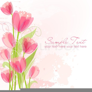 tulip clipart border 10 free Cliparts | Download images on ... Tulips Border Clipart