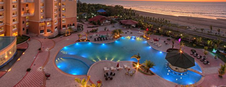 Royal Tulip Sea Pearl Beach Resort & Spa.