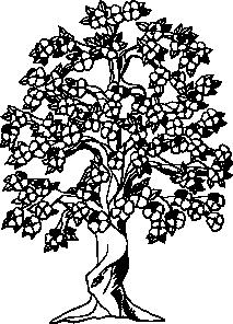 Flowering Tree Clip Art at Clker.com.