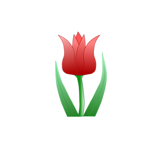 tulipa clipart, cliparts of tulipa free download (wmf, eps, emf.