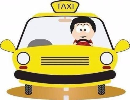 13 Cabs Taxi Driver Available.