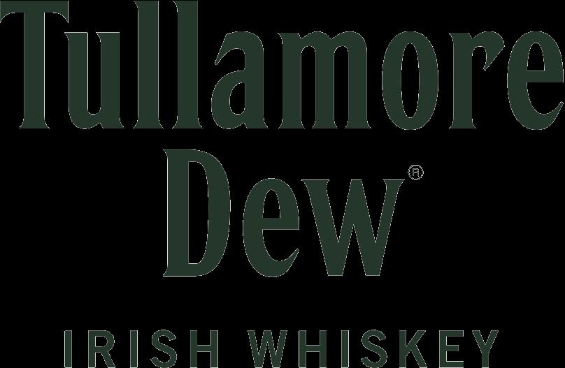 Tullamore Dew logo.