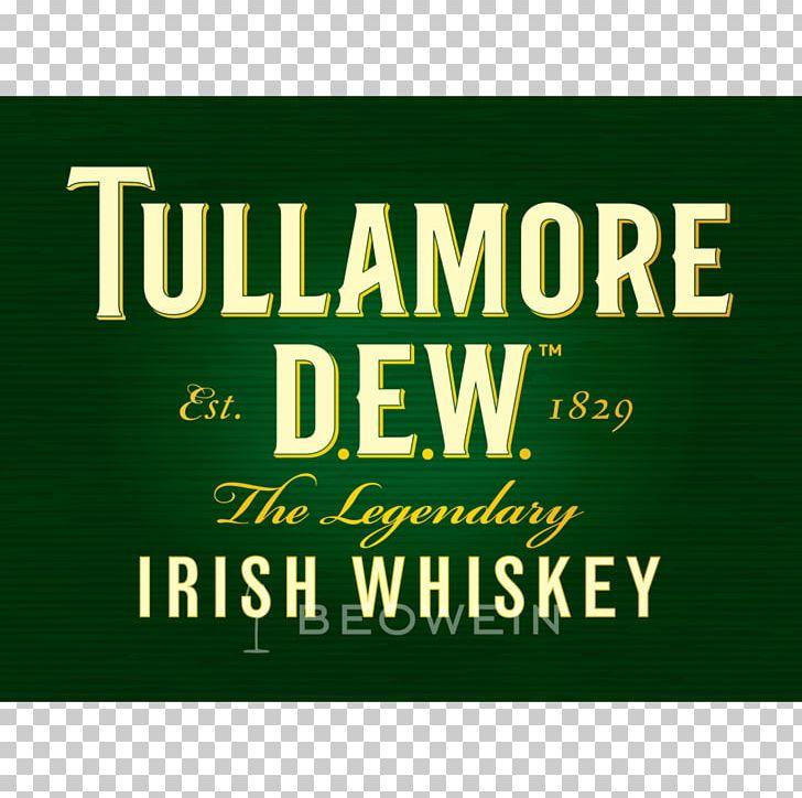 Tullamore Dew Irish Whiskey Blended Whiskey Distilled.