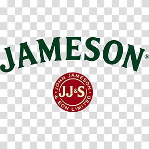 Jameson Irish Whiskey transparent background PNG cliparts.