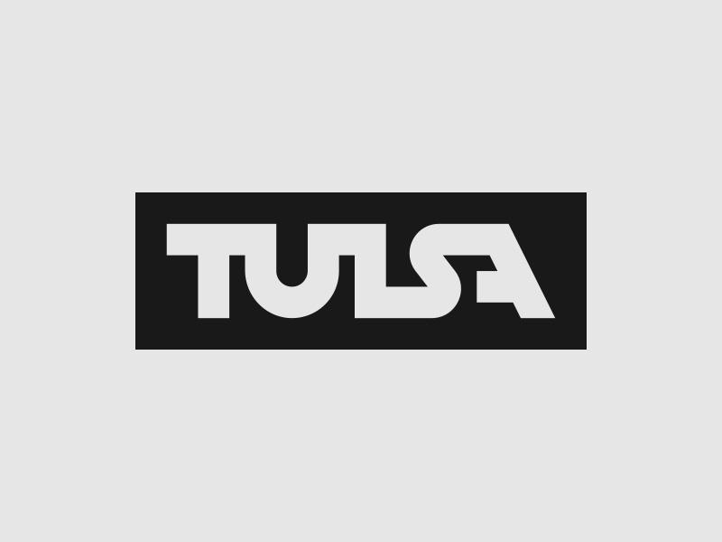 Tulsa Logo by Jordan Winn on Dribbble.