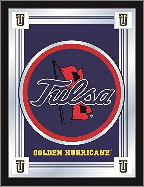 Amazon.com: Holland Bar Stool Company Tulsa Logo Mirror Art.