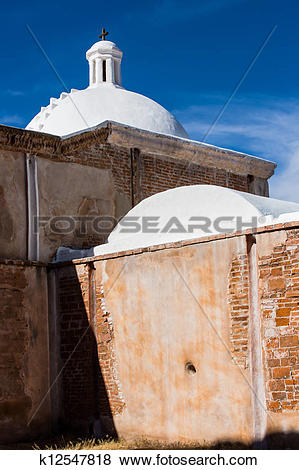 Pictures of Mission San Jose De Tumacacori k12547818.